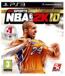 2K Games NBA 2K10 (PS3)