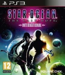 Square Enix Star Ocean The Last Hope International (PS3)