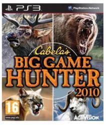 Activision Cabela's Big Game Hunter 2010 (PS3)