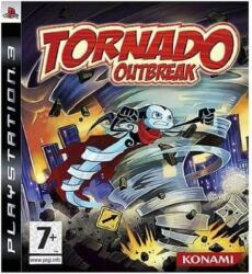 Konami Tornado Outbreak (PS3)