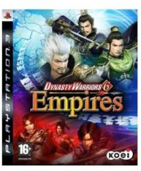 Koei Dynasty Warriors 6 Empires (PS3)
