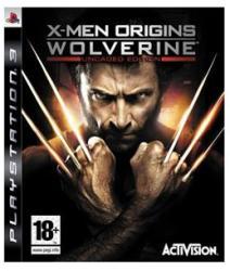 Activision X-Men Origins Wolverine [Uncaged Edition] (PS3)