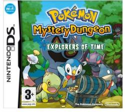 Nintendo Pokémon Mystery Dungeon Explorers of Time (Nintendo DS)