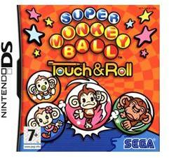 SEGA Super Monkey Ball Touch & Roll (Nintendo DS)