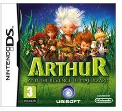 Ubisoft Arthur and the Revenge of Maltazard (Nintendo DS)