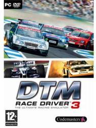 Codemasters DTM Race Driver 3 (PC)