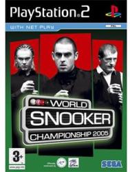 SEGA World Snooker Championship 2005 (PS2)