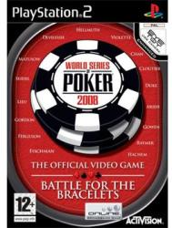 Activision World Series of Poker 2008 Battle for the Bracelets (PS2)