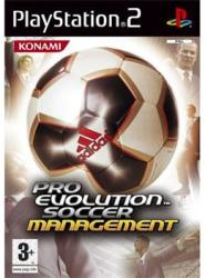 Konami Pro Evolution Soccer Management (PS2)