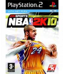 2K Games NBA 2K10 (PS2)