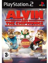 Brash Entertainment Alvin and the Chipmunks (PS2)