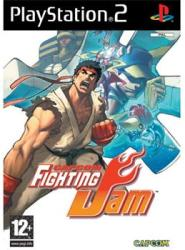 Capcom Fighting Jam (PS2)