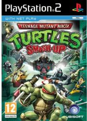 Ubisoft Teenage Mutant Ninja Turtles: Smash-Up (PS2)