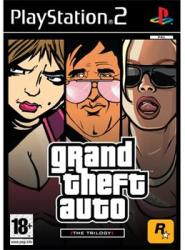 Rockstar Games Grand Theft Auto The Trilogy (PS2)