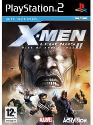 Activision X-Men Legends II Rise of Apocalypse (PS2)