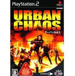 Eidos Urban Chaos: Riot Response (PS2)
