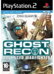 Ubisoft Tom Clancy's Ghost Recon Advanced Warfighter (PS2)