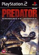 Vivendi Predator Concrete Jungle (PS2)