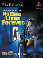 Sierra The Operative No One Lives Forever (PS2)