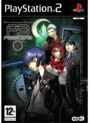 Atlus Shin Megami Tensei Persona 3 (PS2)