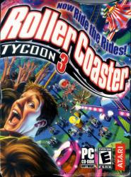 Atari RollerCoaster Tycoon 3 [Deluxe Edition] (PC)