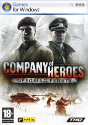 THQ Company of Heroes Opposing Fronts (PC)