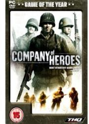 THQ Company of Heroes [Game of the Year Edition] (PC)