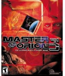 Atari Master of Orion 3. (PC)