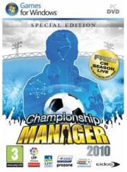 Eidos Championship Manager 2010 [Special Edition] (PC)