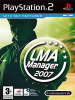 Codemasters LMA Manager 2007 (PS2)