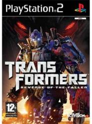 Activision Transformers 2 Revenge of the Fallen (PS2)