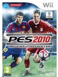 Konami PES 2010 Pro Evolution Soccer (Wii)
