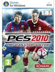 Konami Pro Evolution Soccer 2010 (PC)