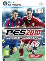 Konami Pro Evolution Soccer 2010 (PC)