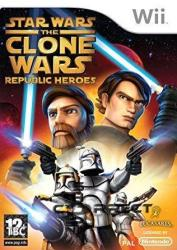 LucasArts Star Wars The Clone Wars Republic Heroes (Wii)