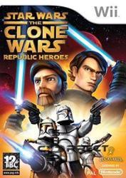 LucasArts Star Wars The Clone Wars Republic Heroes (Wii)