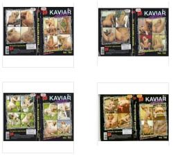 20db kaviar dvd csak 39.990Ft ! ! ! ! ! ! ! ! !