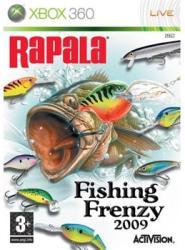 Activision Rapala Fishing Frenzy 2009 (Xbox 360)