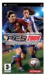 Konami PES 2009 Pro Evolution Soccer (PSP)