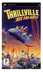 LucasArts Thrillville Off the Rails (PSP)