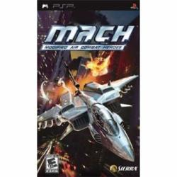 Sierra M.A.C.H. Modified Air Combat Heroes (PSP)