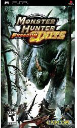 Capcom Monster Hunter Freedom Unite (PSP)