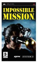 Epyx Impossible Mission (PSP)