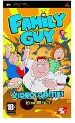 2K Games Family Guy (PSP)
