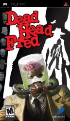 D3 Publisher Dead Head Fred (PSP)