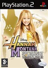 Disney Hannah Montana Spotlight World Tour (PS2)