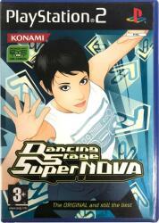 Konami Dancing Stage Supernova (PS2)