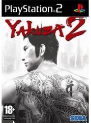 SEGA Yakuza 2 (PS2)