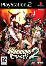 Koei Warriors Orochi 2 (PS2)