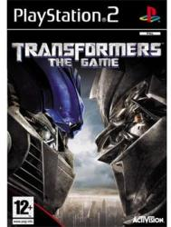 Activision Transformers The Game (PS2)